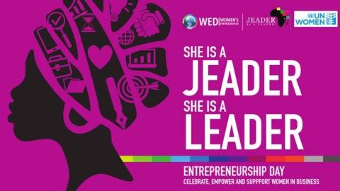 Évènement JAEDER pour les femmes entrepreneurs au Sénégal