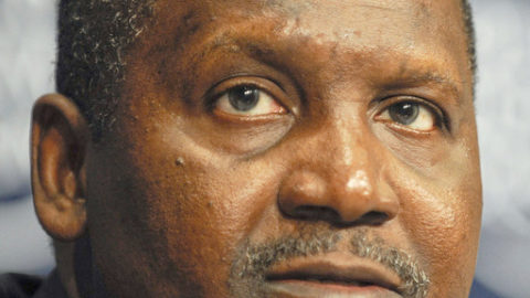 Aliko Dangote  – Le secret du succès