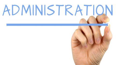 L'administration en entreprise