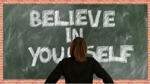 BELIEVE IN YOURSELF ( CONFIANCE EN SOI )
