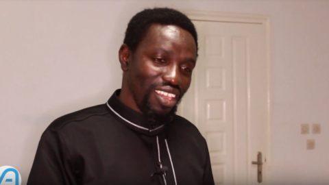 Chérif Ndiaye, l'entrepreneur qui veut révolutionner l'enseignement au Sénégal.