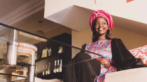 Meya Ndiaye, l'entrepreneure sénégalaise qui habille les femmes africaines.