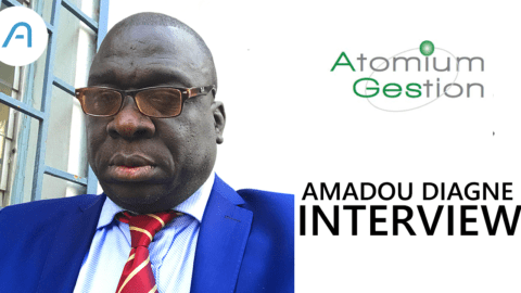Interview: Amadou DIAGNE, CEO d'Atomium Gestion.