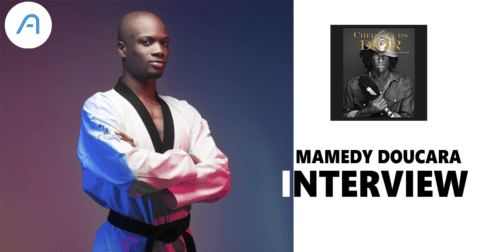 Interview: Mamedy Doucara, champion du monde de Taekwondo et photographe professionnel.