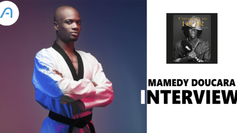 Interview: Mamedy Doucara, champion du monde de Taekwondo et photographe professionnel.