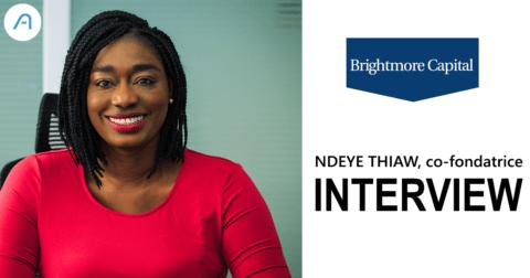 Interview : Ndeye Thiaw, co-fondatrice de Bright More Capital.