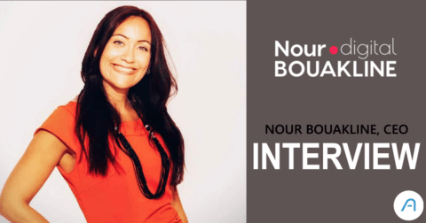 Interview: Nour Bouakine, Experte et formatrice en marketing digital.