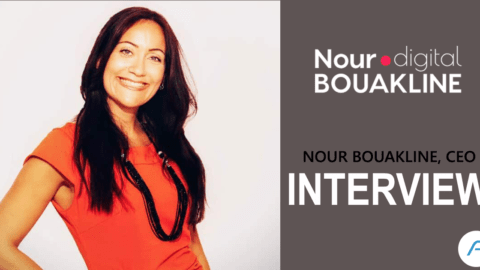 Interview: Nour Bouakine, Experte et formatrice en marketing digital.