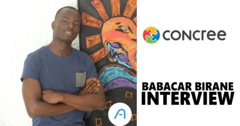 Interview: BabacarBirane, CEO de Concree.