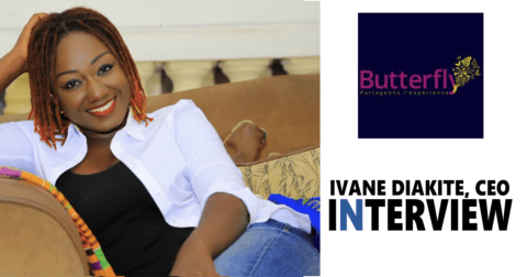 Interview: Ivane Corine DIAKITE, CEO de Butterfly group.