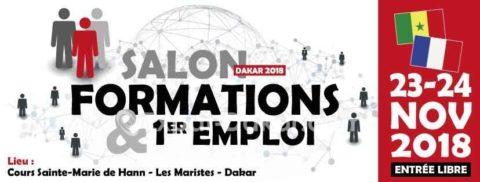 Salon formations & 1er emploi- Dakar 2018