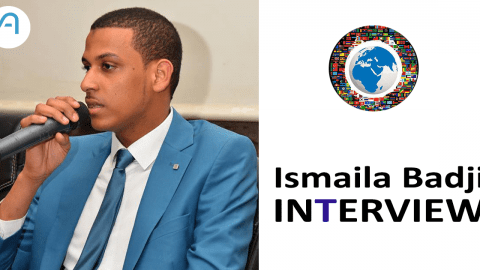 Interview : Ismaïla BADJI, entrepreneur et CEO de IBF (International Business Firm).