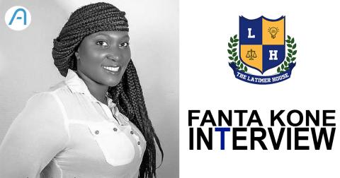 Interview avec Fanta KONE, fondatrice de The Latimer House.