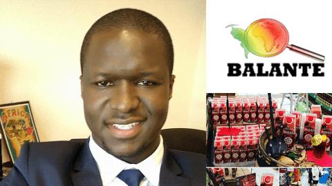 Ibou Diatta, l'entrepreneur sénégalais à la conquête des grandes surfaces européennes.