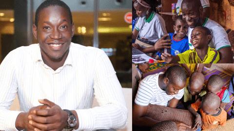 Djibril Bokoum, l'entrepreneur social au chevet de la jeunesse sénégalaise.