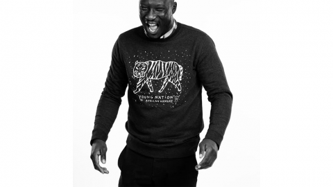 Papou Moussa Dabo, l'entrepreneur qui révolutionne le vêtement urbain.