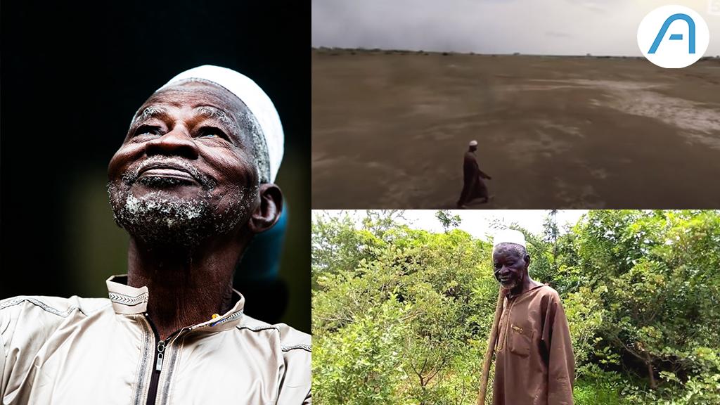 Yacouba Sawadogo, l'homme qui a vaincu le désert.