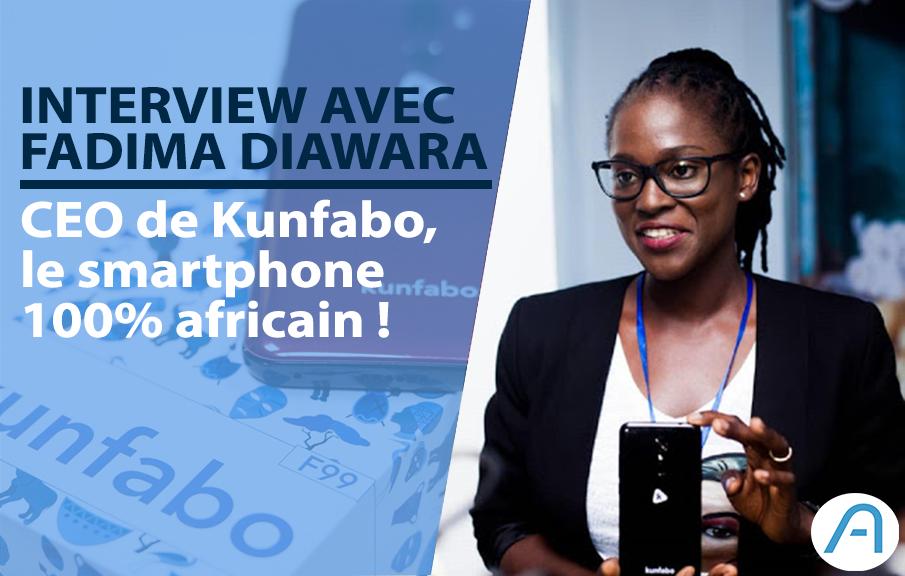 VIDEO : Interview avec Fadima Diawara, CEO de Kunfabo