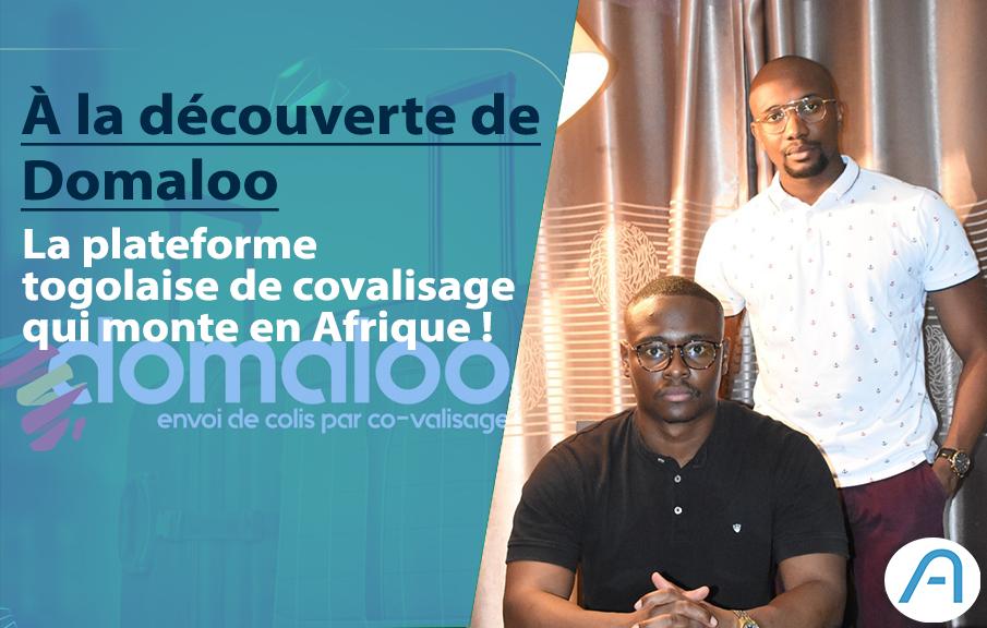 Domaloo, la plateforme togolaise de covalisage qui monte en Afrique !