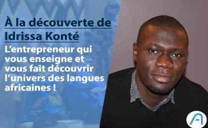 Couverture Idrissa Konté pour article Askan
